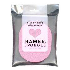 Ramer Super Suave Pequeño Cuerpo Esponja Rosa Claro 1 2 3 6 12 paquetes