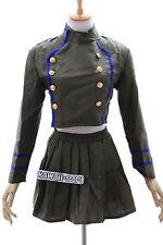 mn-05 Katekyo Hitman Reborn Chrome Caqui Verde Juego de disfraces cosplay