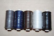 Nähgarn/Zwirn für Jeansstoff 30x3 200 m verschiedene Farben