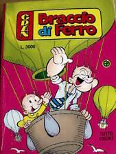 Gran Braccio di Ferro n°159 1993 ed. Metro