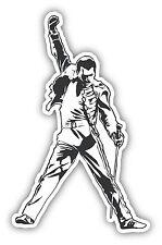 Freddie Mercury Queen Sticker Decal *3 SIZES* Legend Vinyl Bumper Wall