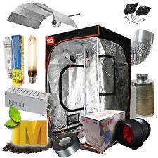 250-600 HPS MH Magnetic Grow Light Kit Bat Wing Reflector 1x1x2m Tent Hydroponic