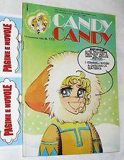 CANDY CANDY n. 111 - anno 3° - 1° ed. 1982 (no inserto lady oscar)
