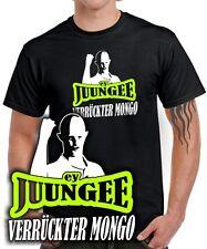 VERRÜCKTER MONGO new kids Lastkraftwagenfahrer T-Shirt Spruch lustig