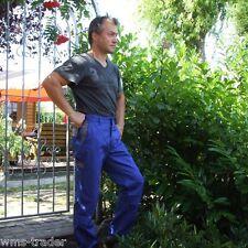 Pantaloni da Lavoro Abbigliamento da lavoro abbigliamento lavoro blu/Grigio