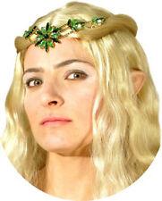 Prothèses oreilles noble elfe en latex avec colle, special make-up effetcs