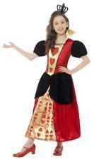 GIRLS MISS HEARTS FANCY DRESS COSTUME CHILDS WORLD BOOK DAY ALICE IN WONDERLAND