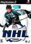 NHL 2001 (Sony PlayStation 2, 2000) - European Version