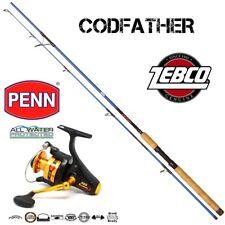Penn Slammer + ZEBCO CODFATHER 60-180G Top für  Dorsch und Co.  2,2m - 3,05 m