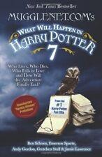 Mugglenet.Com's What Will Happen in Harry Potter 7 - Very Good Book Gretchen Stu