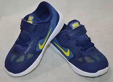 Nike Revolution 3 (TDV) Blue/Elect Boy's Toddler Running Shoes-Size 5/6/7/8/9/10
