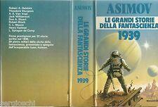 ASIMOV-LE GRANDI STORIE DELLA FANTASCIENZA1939-GSF -1983 BLOCH- VAN VOGT - LIB71