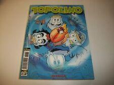 WALT DISNEY-TOPOLINO MICKEY MOUSE-NUMERO 2481-17 GIUGNO 2003
