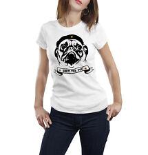 Pug Camiseta Obey The Pug, Pugs Vida