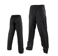 Oneal Pantaloni Antipioggia Tsunami Enduro Motocross Mx MTB Rain Pantalone Nero