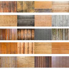 Retro Wall Floor Vinyl Plank Photography Backdrop Photo Studio Background Props