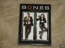 Bones - Season 2 DVD NEW SEALED