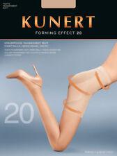 Kunert Forming Effect 20 cashmere Shaping  36-38 bis 48-50