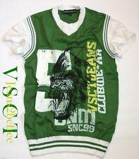 double Look by VSCT T-Shirt *Gorilla Slipover Tee green* Shirt Pullunder *Neu