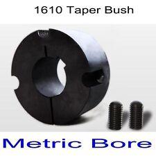1610 Metric Taper Bush   Taper Lock Bush 1610 14mm - 42mm
