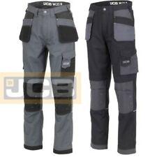 Jcb Trade Plus Antistrappo Uomo Pantaloni da Lavoro in Cordura