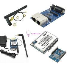 1PCS HLK-RM04 Serial-Wifi-Ethernet Wifi Module RS232/RS485 AP Routing Module