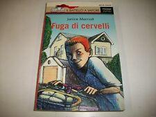 JANICE MARRIOTT-FUGA DI CERVELLI-BATTELLO A VAPORE-N.41