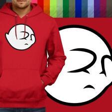 Super Mario Shy Hiding Boo Ghost Women Men Pullover Hoodie Jacket Hooded Sweater