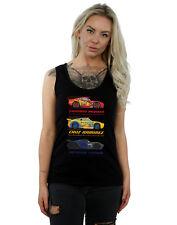 Disney Women's Cars Racer Profile Tank Top