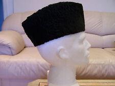 Citizen Khan/Dr Who Traditional Jinnah/Karakul/Astrakhan Cap Hat Faux Fur on BBC