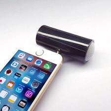 Mini Speaker Stereo 3.5mm Amplifier USB Portable For MP3、4 Mobile Phone Tablet