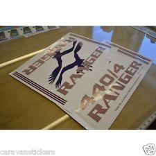 BAILEY Ranger - (STYLE 2) - Caravan Stickers Decals Graphics - SET OF