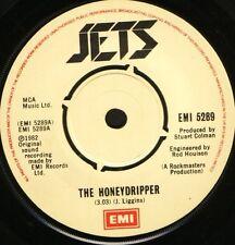 "JETS honeydripper/ tonite tonite 7"" WS EX/ uk emi EMI 5289"