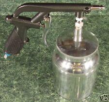 AIR SANDBLASTER GUN with SIPHON CUP new spot sand blast