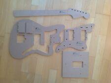 '62 jazz master galerías de símbolos F. gitarrenbau templates F. Fender Telecaster reparación