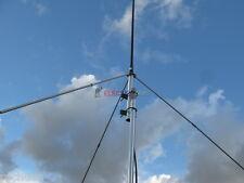 High quality 1/4 wavelength 88-108MHz GP antenna for CZE-15B fm transmitter -TNC