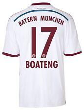 Trikot Adidas FC Bayern 2014-2015 Away - Boateng 17 [128 bis XXL] FCB