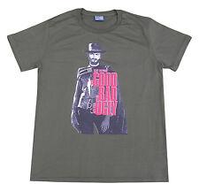 Mens Clint Eastwood Good Bad Ugly Film T-Shirt Large