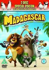 Madagascar / Penguin Christmas Caper (DVD, 2005, 2-Disc Set)