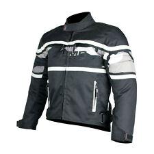 ARMR Moto Kids Childrens Motorcycle Motorbike Waterproof Textile Jacket KJ4 T