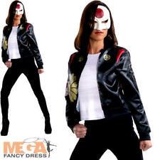 Mesdames Katana Suicide Squad Costume Kit Halloween Super Héros Déguisement