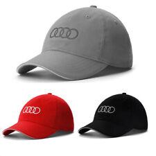 Audi Baseball Cap Stylish Hat Adults Golf Embroidery Snapback Sport Auto Racing