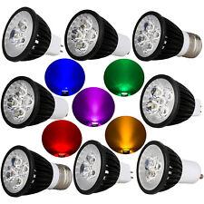 GU10/E27/GU5.3/MR16/E14 Dimmable LED Spotlight Bulb 9W 12W 15W White Lamp Bright