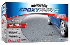Rust-Oleum 251965 Epoxy Resin Garage Floor Kit, Gray