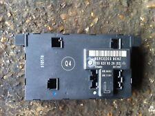 MERCEDES CLASSE C Modulo controllo della porta 2038206326 (02)