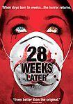 28 Weeks Later (DVD, 2007, Widescreen)