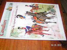 Osprey Cavalier Guerre Napoléon n°24 Cuirassiers Prusse