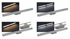 LED Akku-Leuchte Magnethalter LxØ 30x2cm Spiegelleuchte, Schranklicht dimmbar