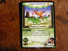 Saiyan Handstand Dragonball CCG Card DBZ