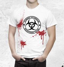 zombie response team t shirt  Halloween Fancy Dress Tshirt  Funny Tshirt